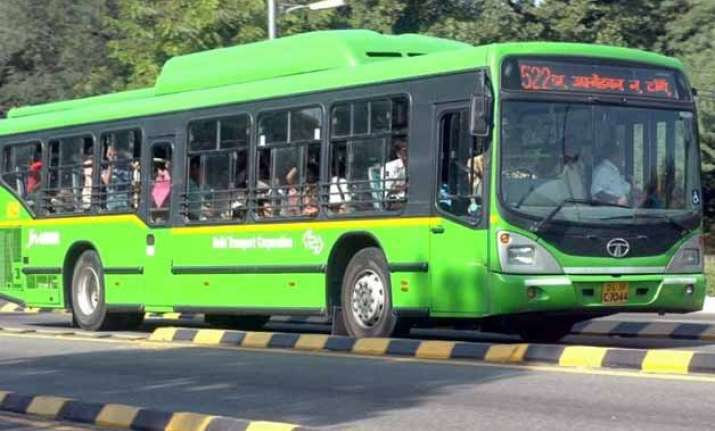 dtc launches wifi service in three buses