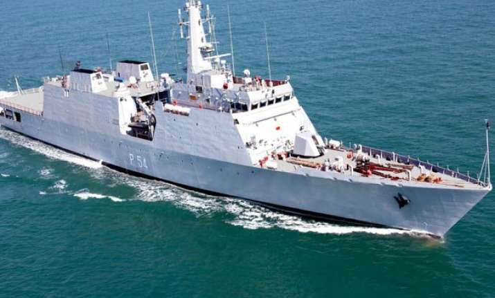 indian naval vessel to participate in asean excercise