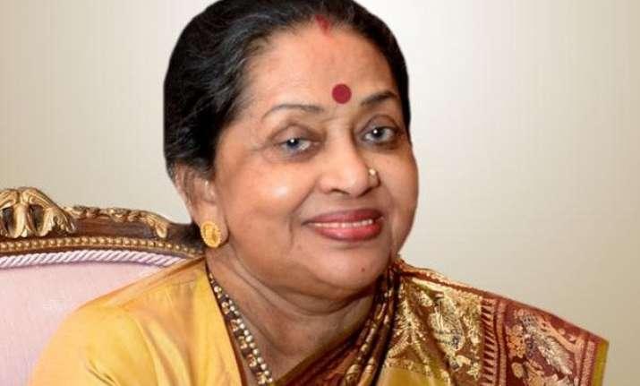 president pranab mukherjee s wife suvra mukherjee passes