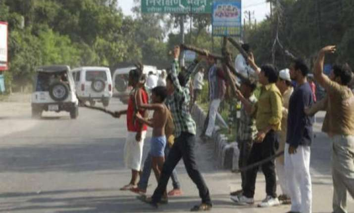 more violence in muzaffarnagar tension prevails