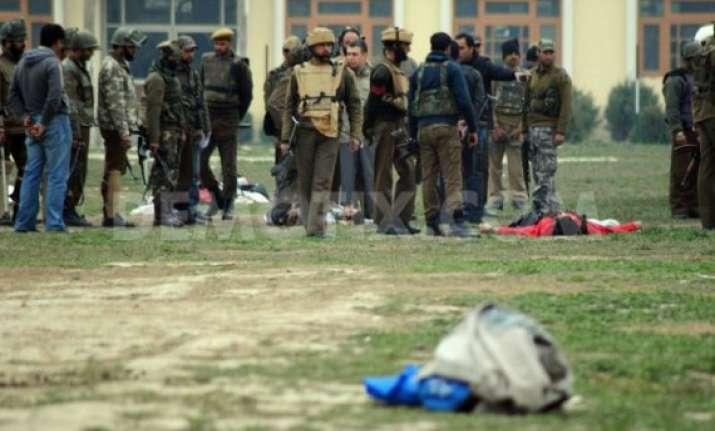 let militant arrested from south kashmir s pulwama