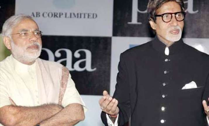 modi says people with taliban mindset are opposing bachchan