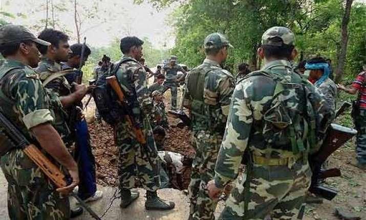 maoists massacre 13 crpf troopers in chhattisgarh