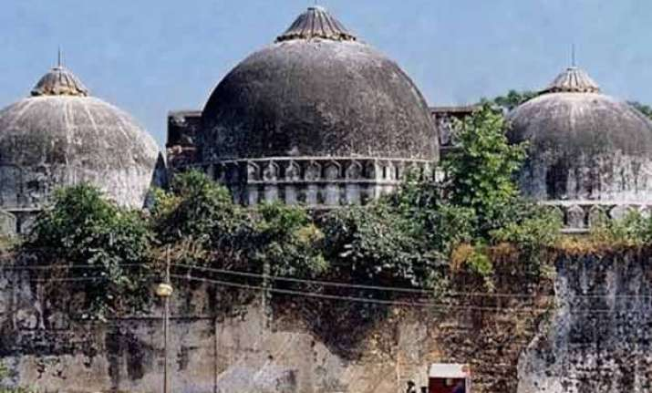 ayodhya litigants seek an out of court settlement with dual