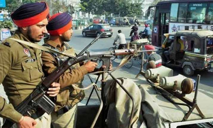 pathankot attack by non state actors who operate with pak