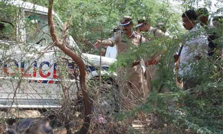 telangana encounter armed assailants shot dead suspected to