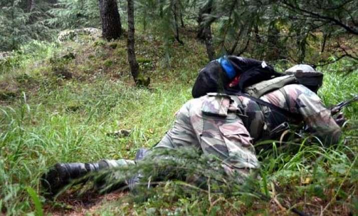 two more militants killed in handwara encounter