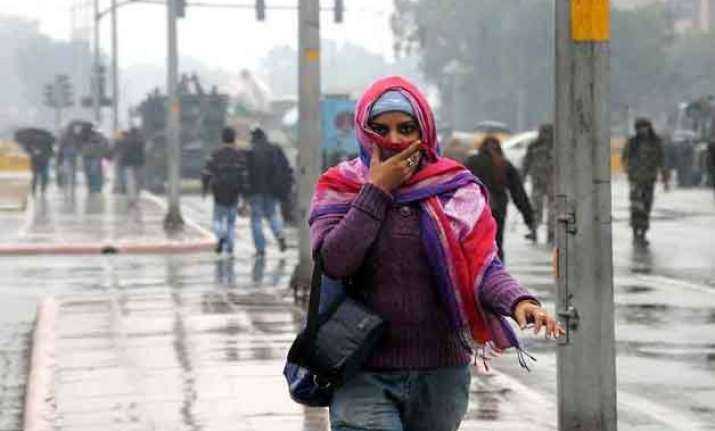 up receives light to moderate rainfall