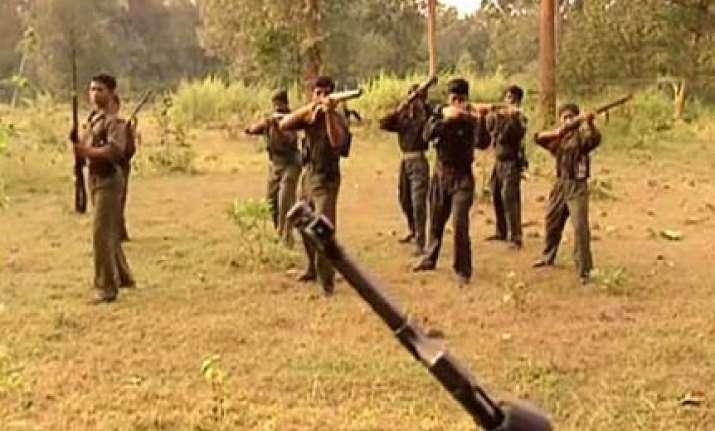 top maoist leader arrested in kolkata