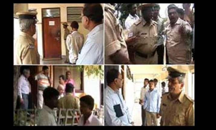 it raids on biz premises of seven karnataka mlas