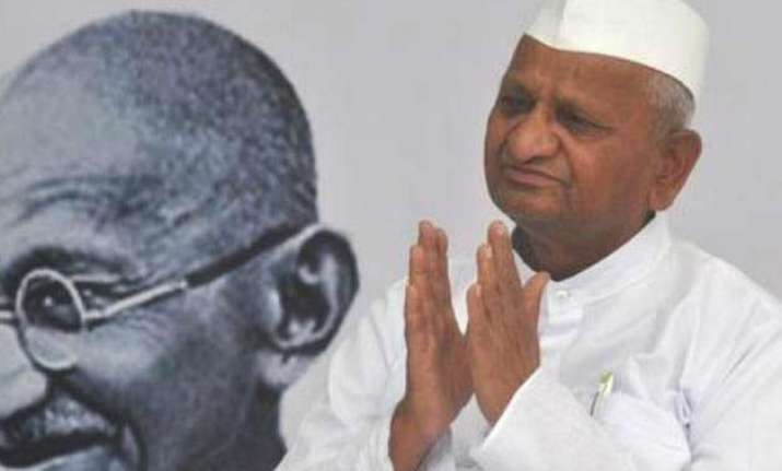 anna hazare s suv auctioned for rs 9.11 lakh