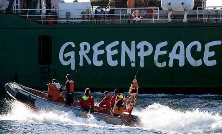 with funds drying up greenpeace india stares at shutdown