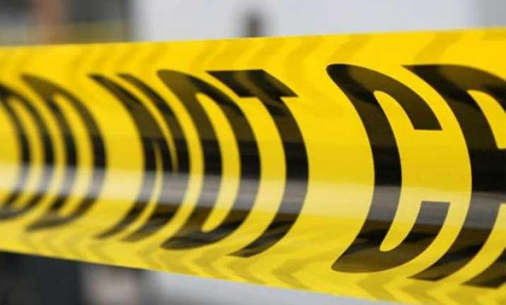 delhi sub inspector shoots down woman in dwarka commits