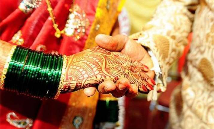 china targeting indian wedding market