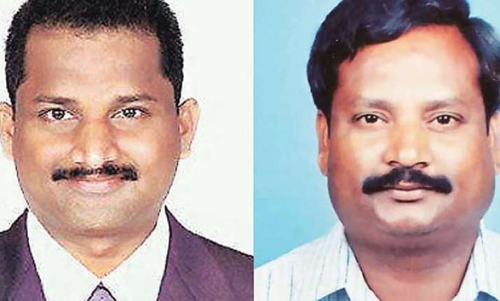 two telugus kidnapped in libya safe andhra government