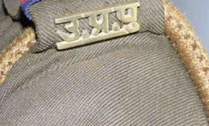 police constable shot at in agra