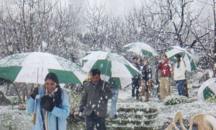heavy rains snow predicted in himachal in next 48 hours