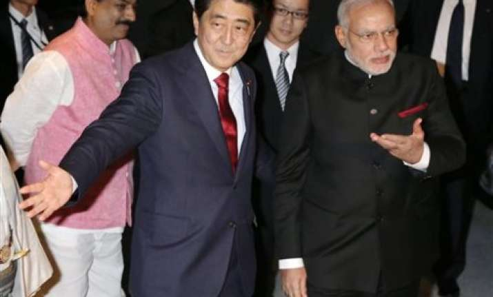 india japan sign mou to develop varanasi into smart city