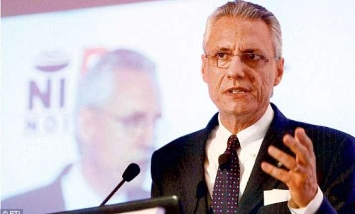 italian ambassador mancini leaves for home