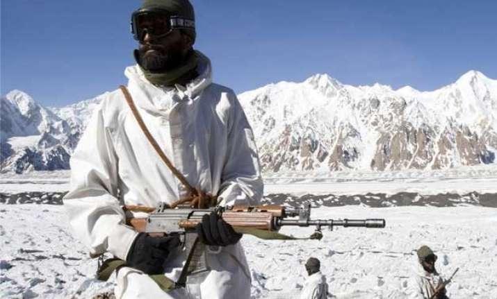 1 soldier dies every month in siachen