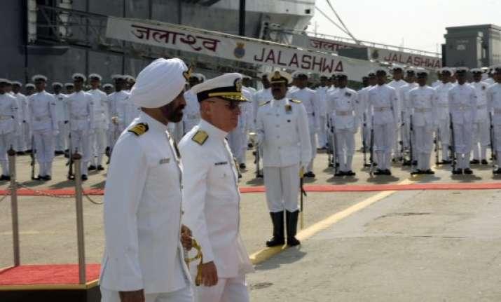 ajendra bahadur singh takes over as eastern fleet commander