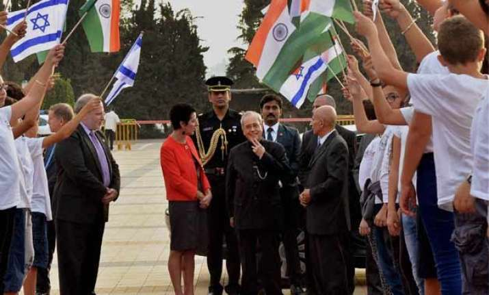 india voices distress over israel palestinian violence