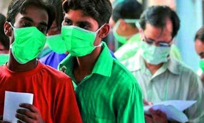 swine flu claims first victim in up