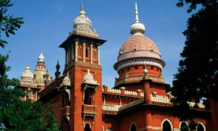 madras high court moved for maintaining parks in madurai