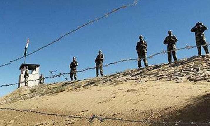 no firing by pakistan along international border in jammu