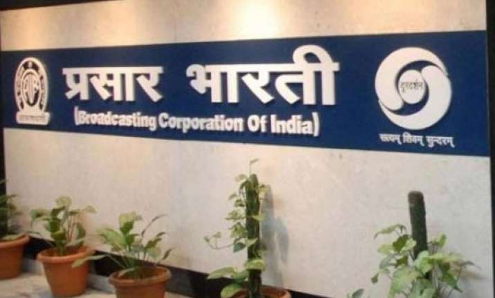 prasar bharati trying to increase online presence ceo