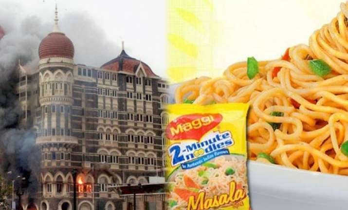pakistan s role in 26/11 attack exposed maggi noodles found