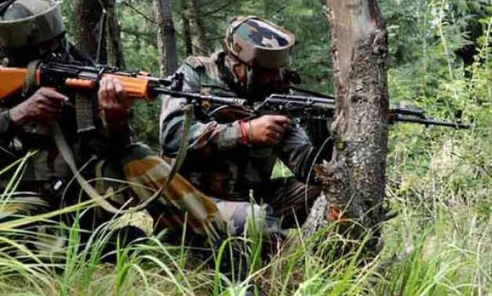 pakistan violates ceasefire in rs pura sector