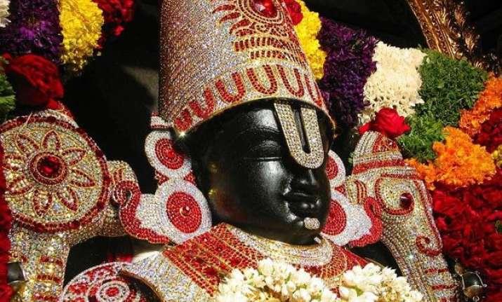 good news for delhiites tirupati s balaji coming to
