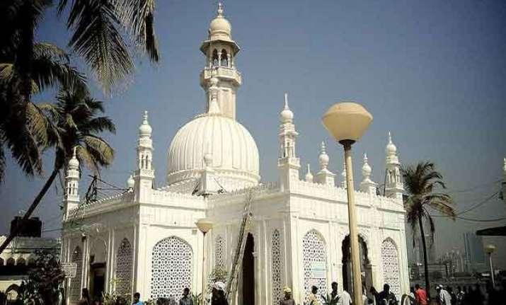 haji ali dargah trust justifies hc ban on women s entry