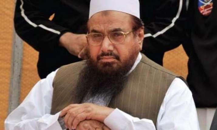 pak move to ban hafiz saeed s jud significant army