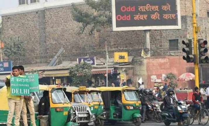 5 takeaways from delhi government s odd even plan