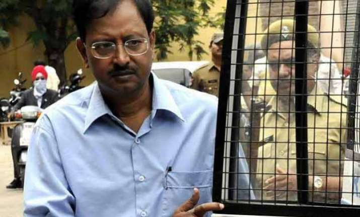 satyam scam bail for raju and others sentence suspended
