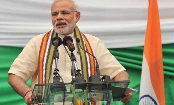 govt to provide higher compensation to distressed farmers pm