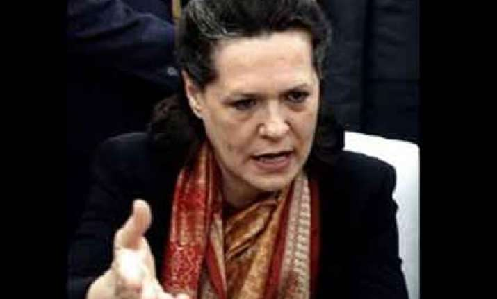 no threat to upa stability sonia