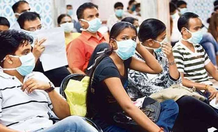 why swine flu patients in delhi are bound to depend on