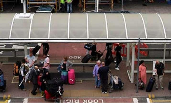 false alarm over suspicious package causes evacuation at