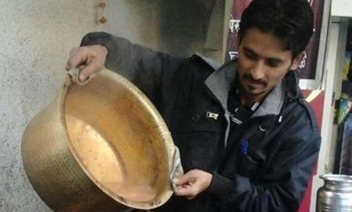 tea seller who became ca is brand ambassador for maha govt