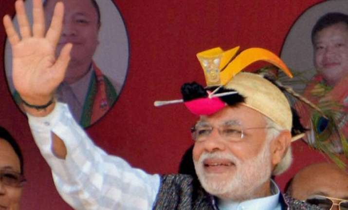 pm modi to visit arunachal pradesh today on its 29th