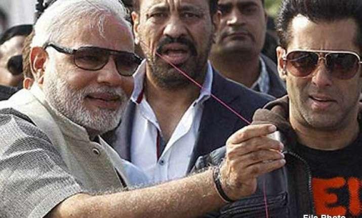 modi praises salman khan on swachh bharat drive