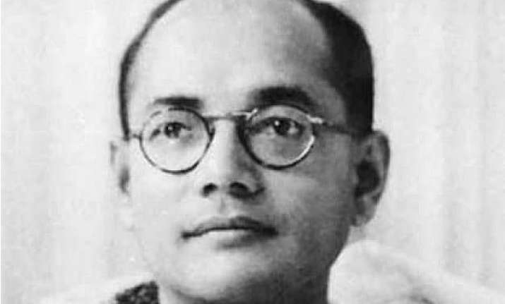 declassifying subhas chandra bose files government forms