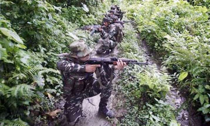 army may be deployed against maoists