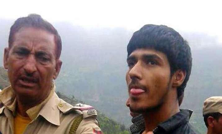 nia chief to quiz captured pakistan militant naved