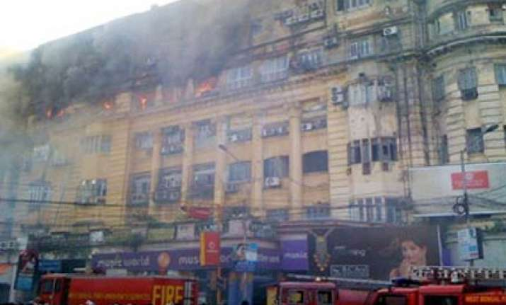 kolkata park street fire toll rises to 32