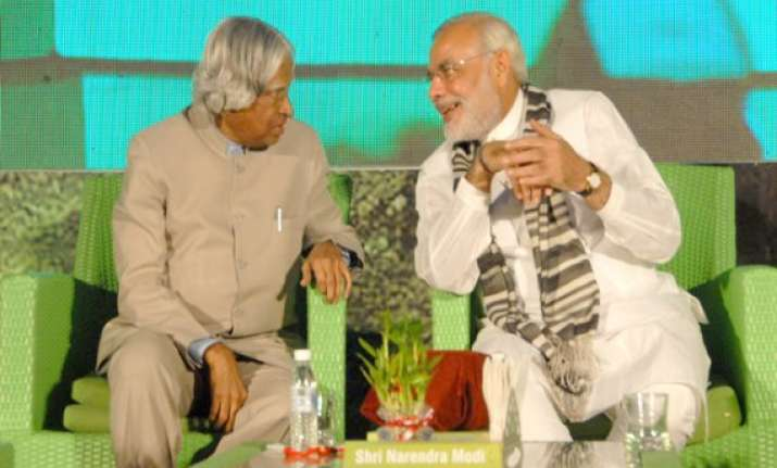 narendra modi wishes a.p.j. abdul kalam on his birthday