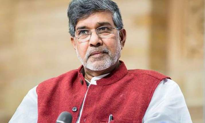 girls not safe in country kailash satyarthi